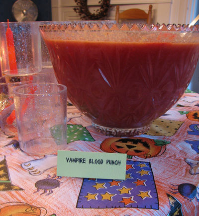 Vampire-Blood-Punch