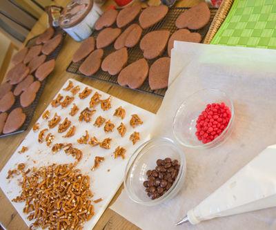 Reindeer cookies-1