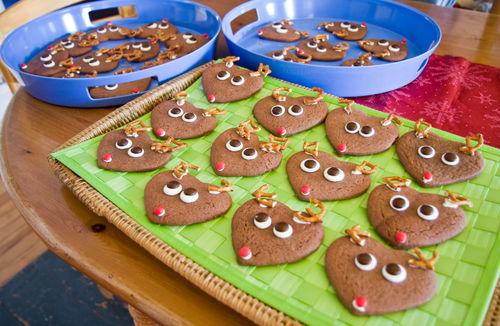Reindeer cookies-2