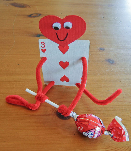 Playing Card Valentine-1