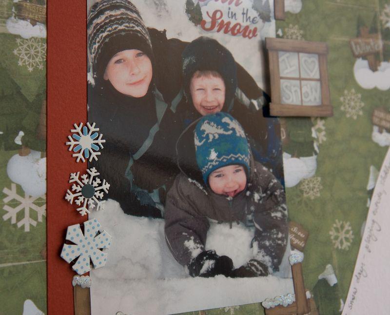 Winter Snow Fun-2