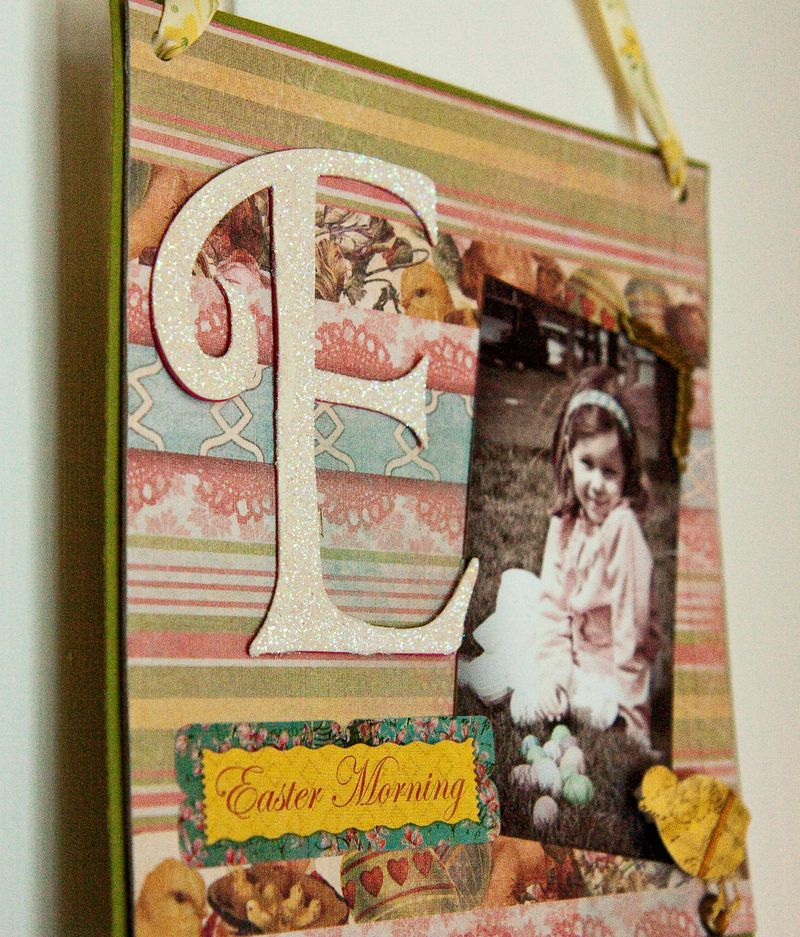 Easter Wall Hanging-9
