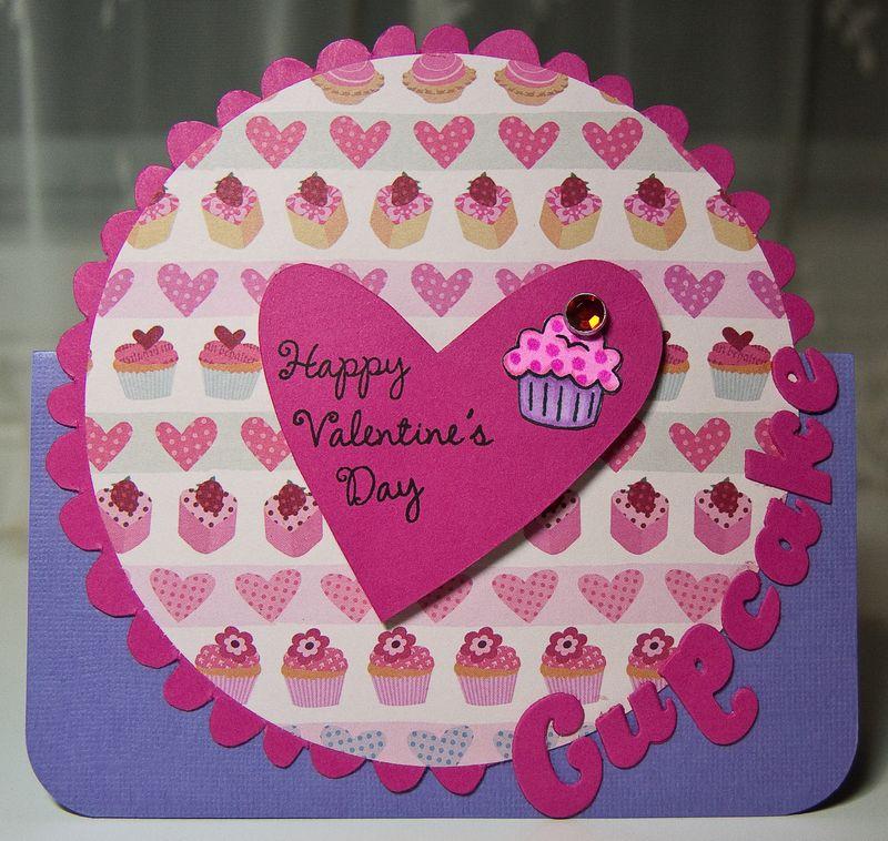 Valentine Cupcake-1