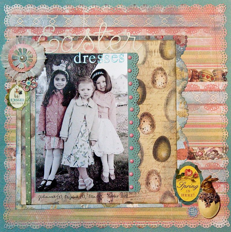 Easter Layout-4