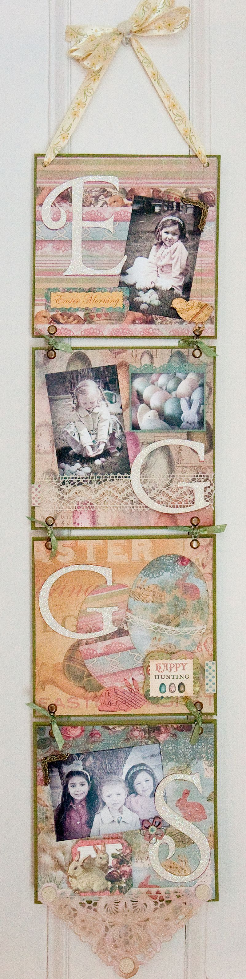 Easter Wall Hanging-1