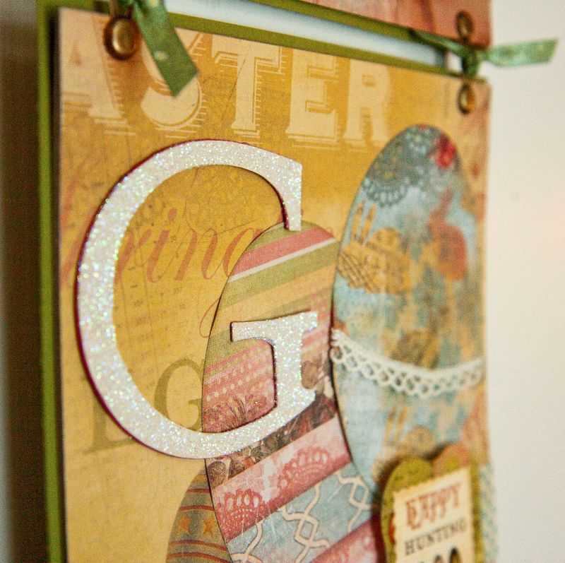 Easter Wall Hanging-7