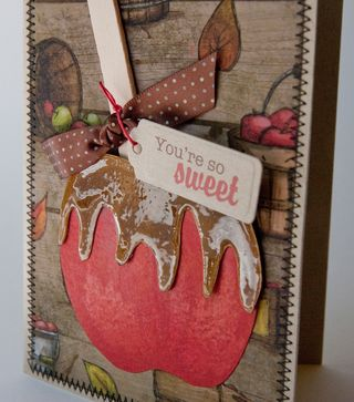Caramel Apple Card-2