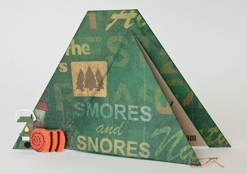 Camping Invitation-1