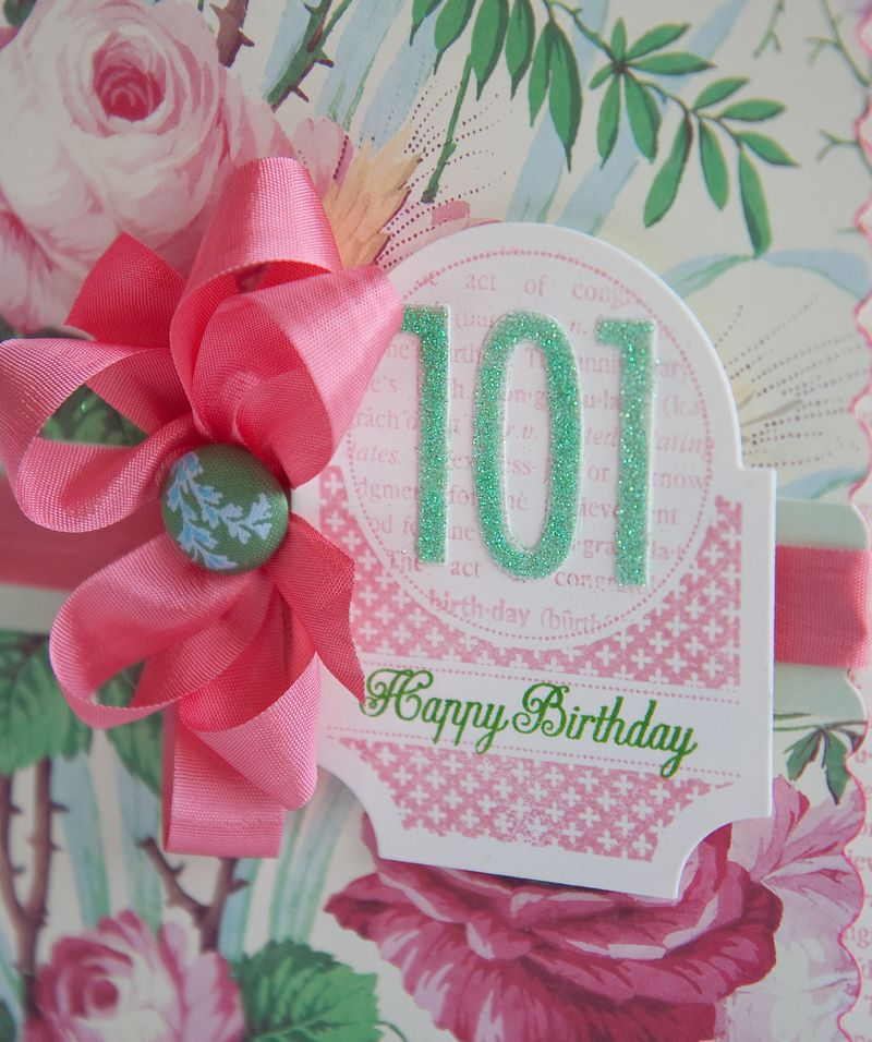 Alma's 101st Birthday-2