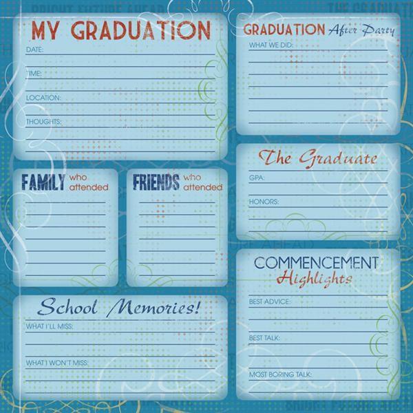 Grad journal