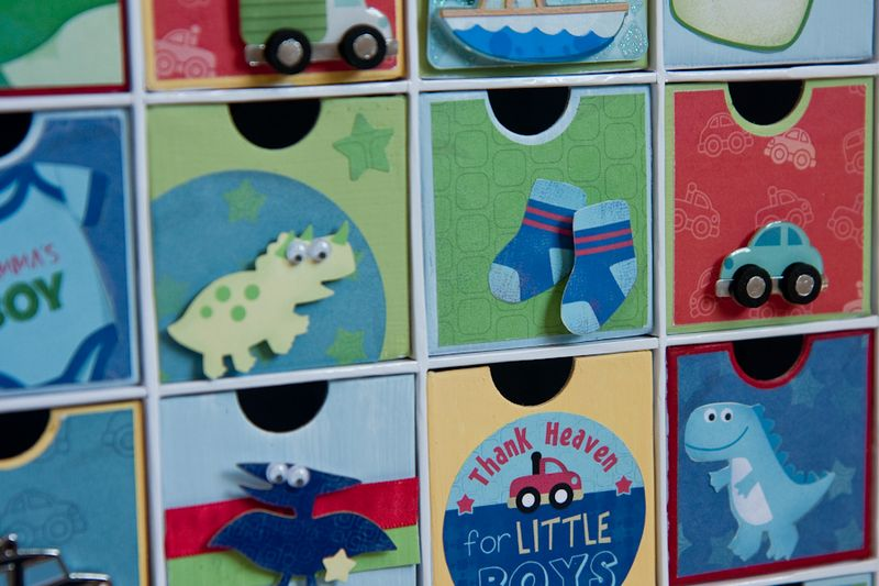 Baby Boy Keepsake Box-4