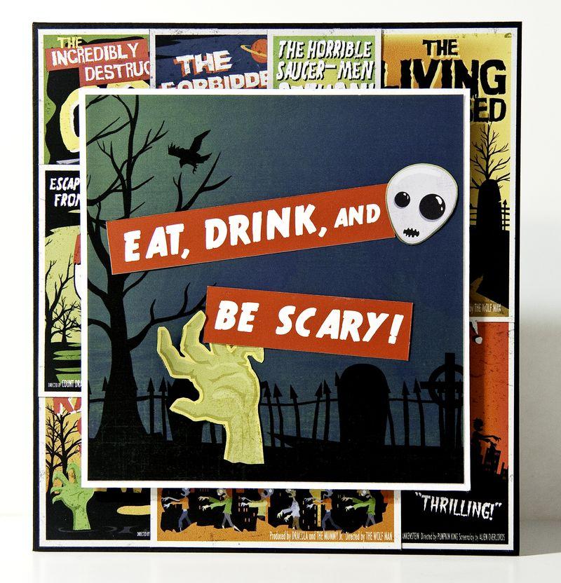KFD Halloween Card