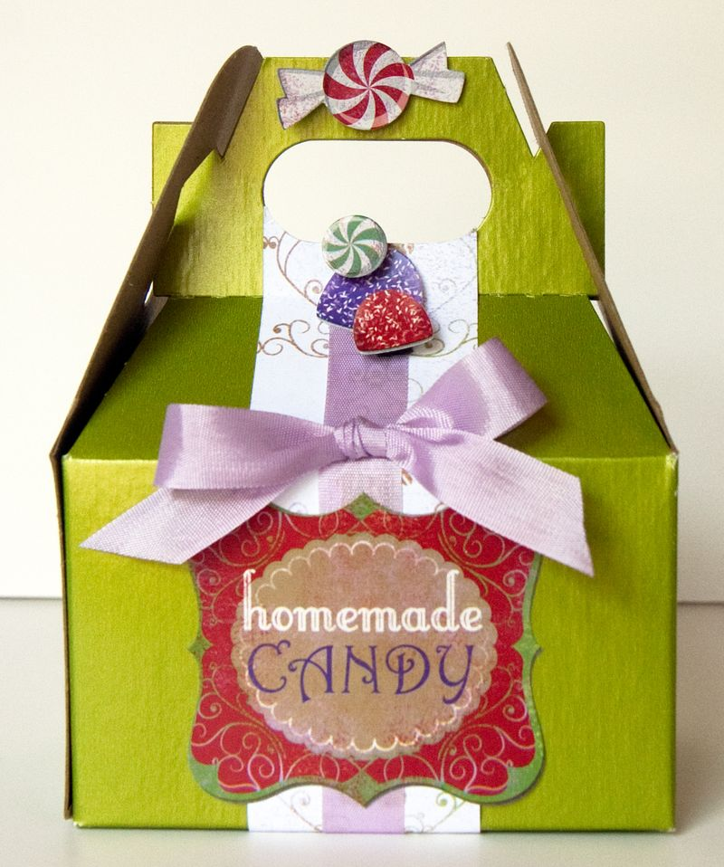 Homemade Candy Box-1