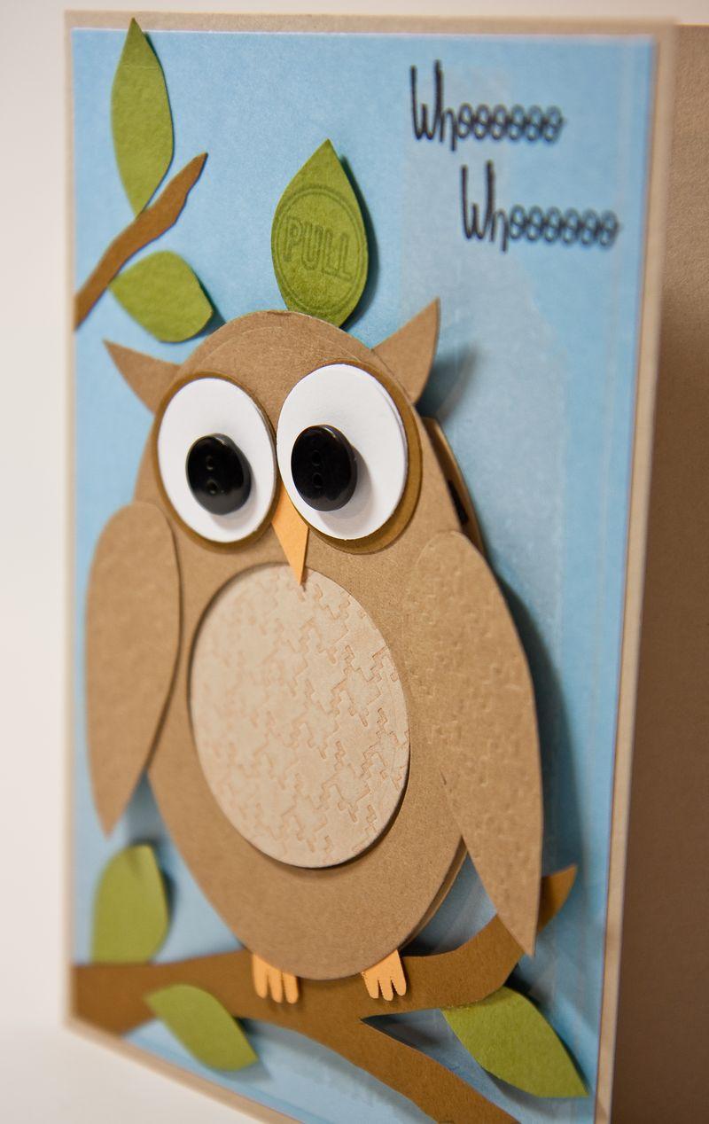 Owl Card-2
