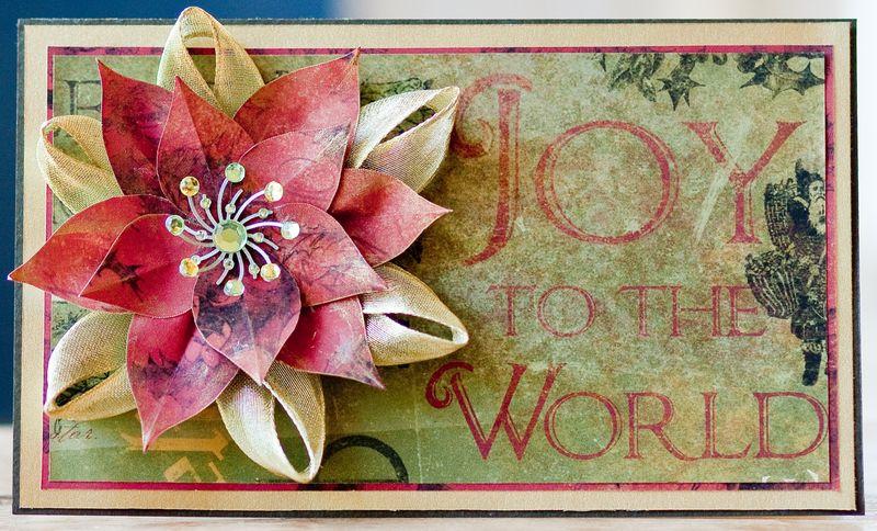Poinsettia Card-1