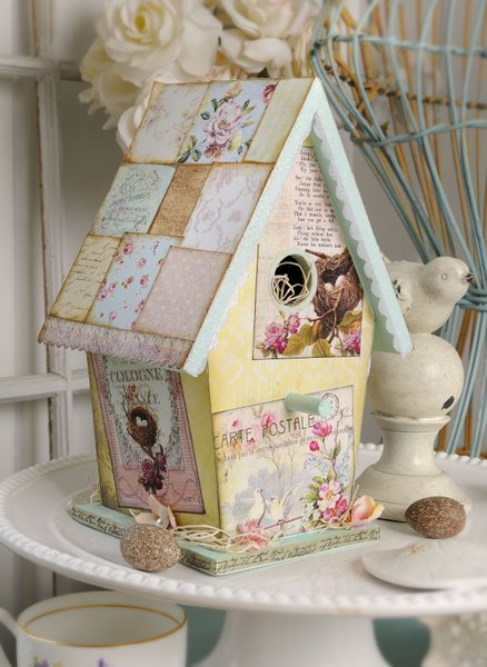 Alice Birdhouse 1