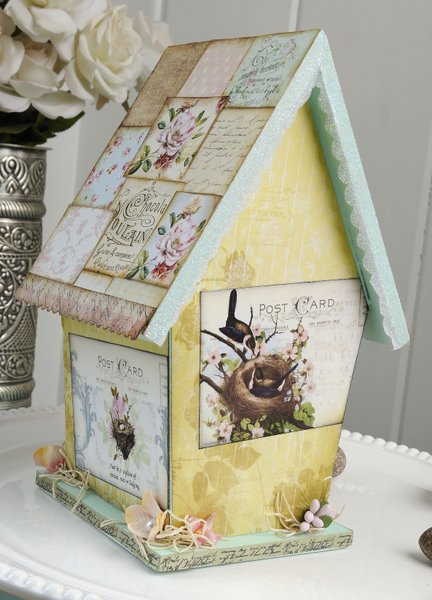 Alice Birdhouse 4