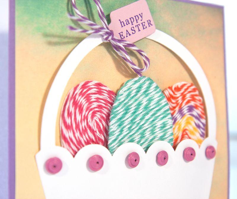 Bakers Twine Easter Basket-2