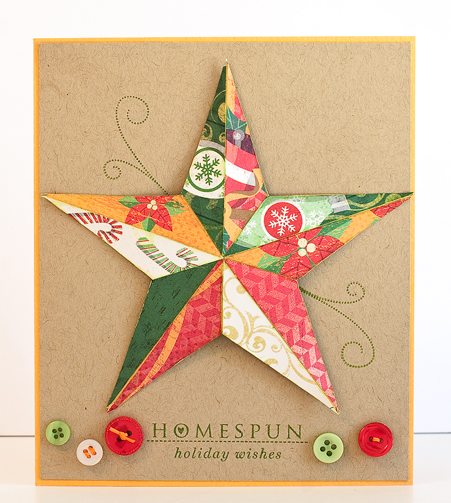 Homespun-Star