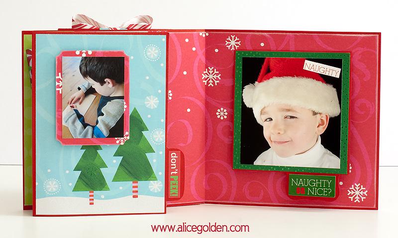 Santa-Mini-Album10