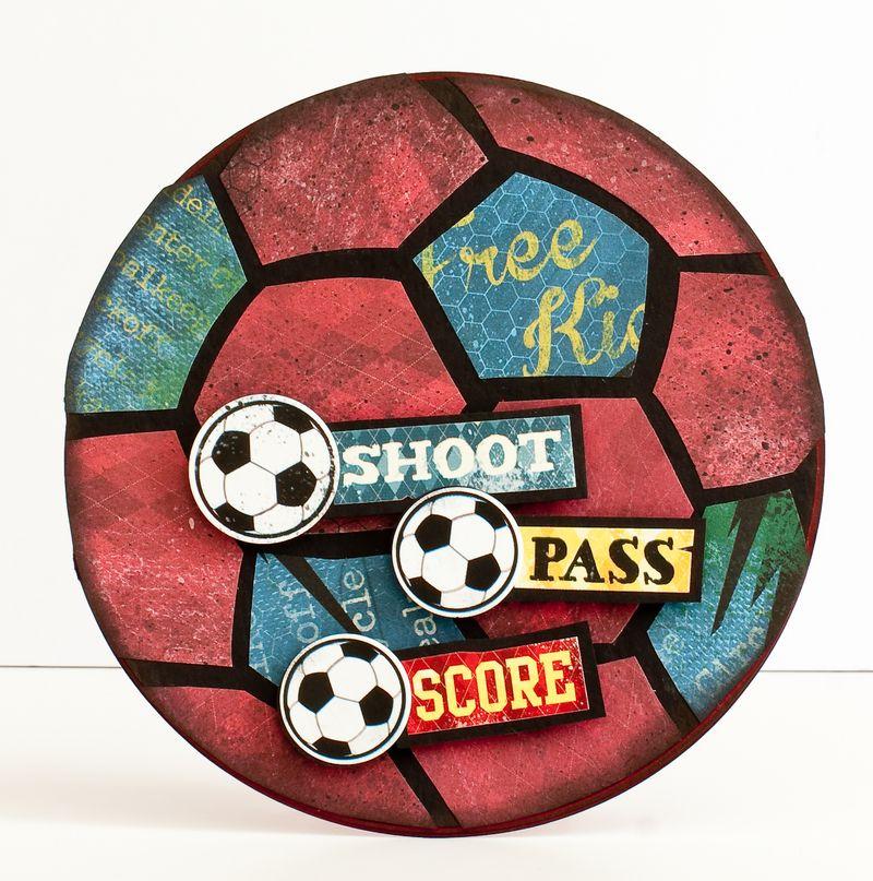 Soccer card-1