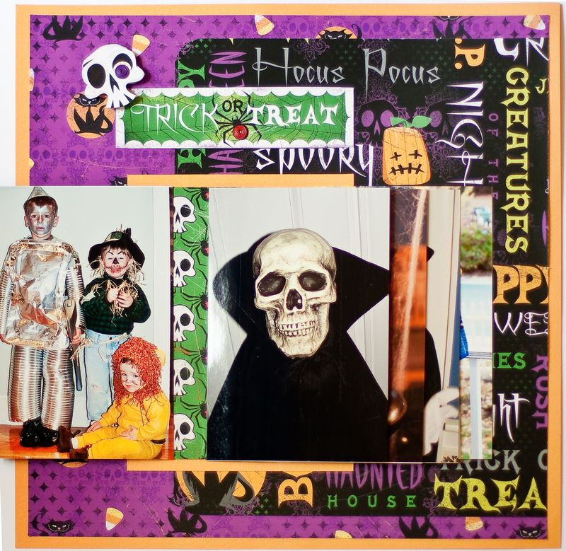 Halloween layout-9