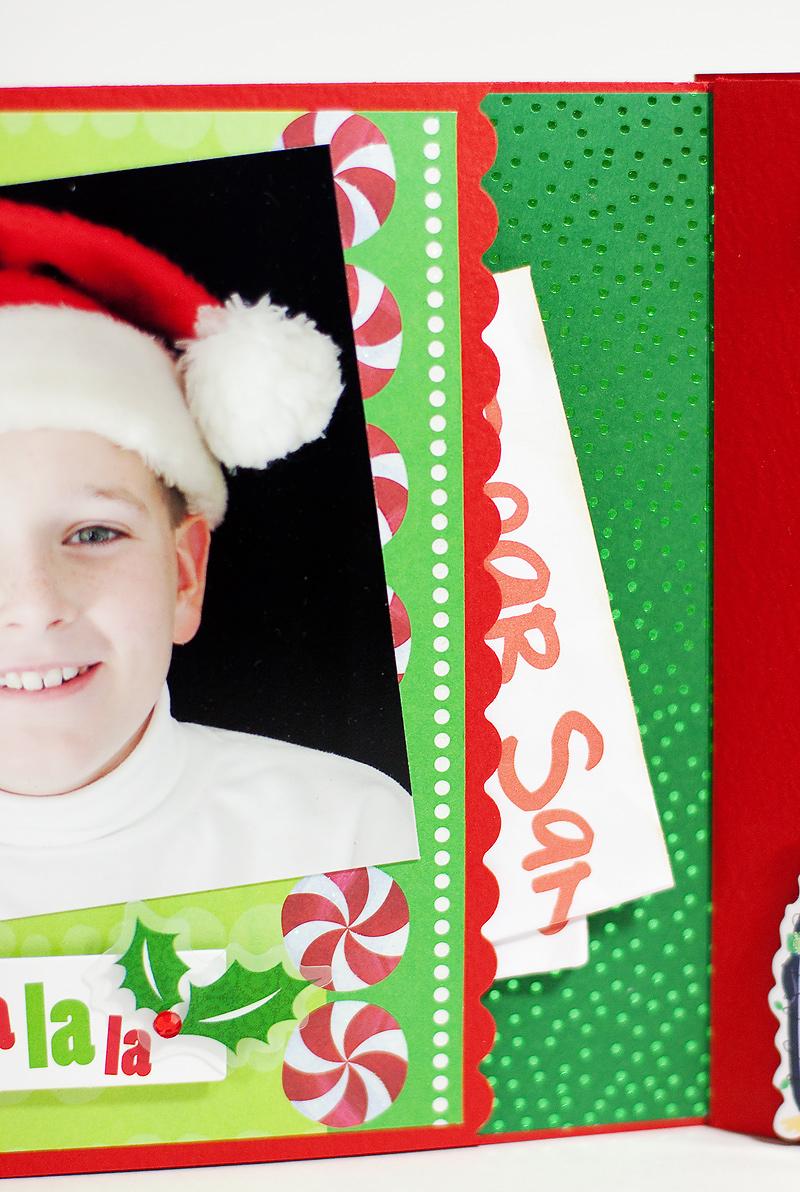 Santa-Mini-Album7