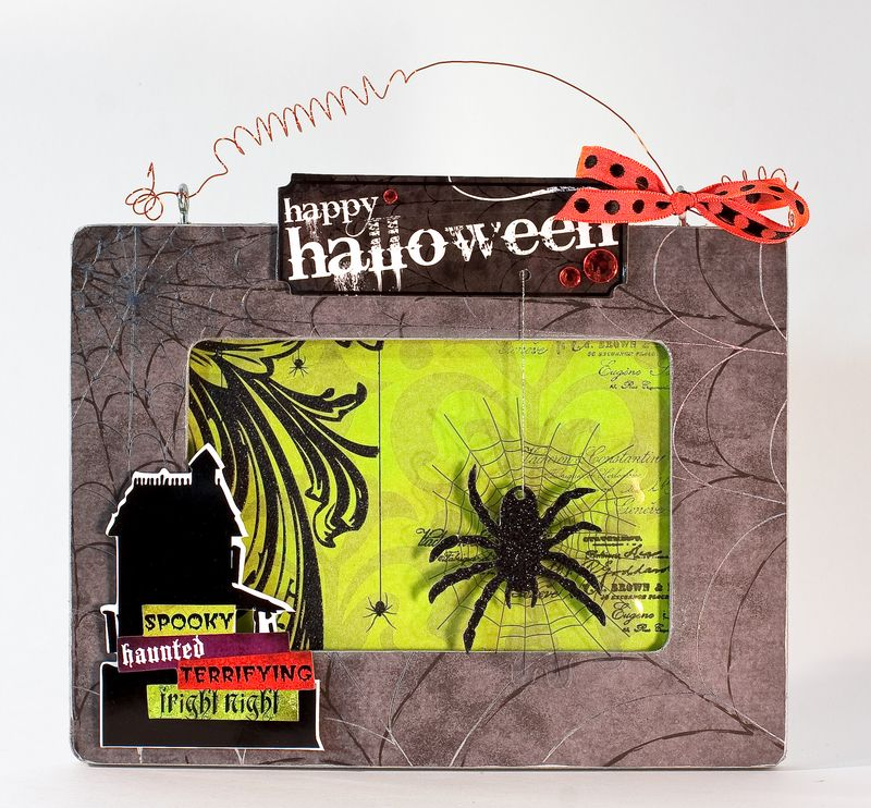 Halloween Frame-1