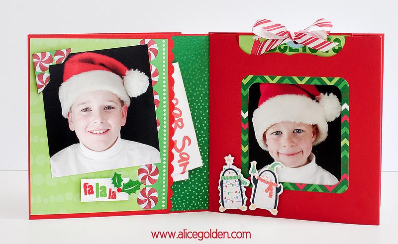 Santa-Mini-Album5