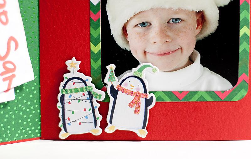 Santa-Mini-Album9