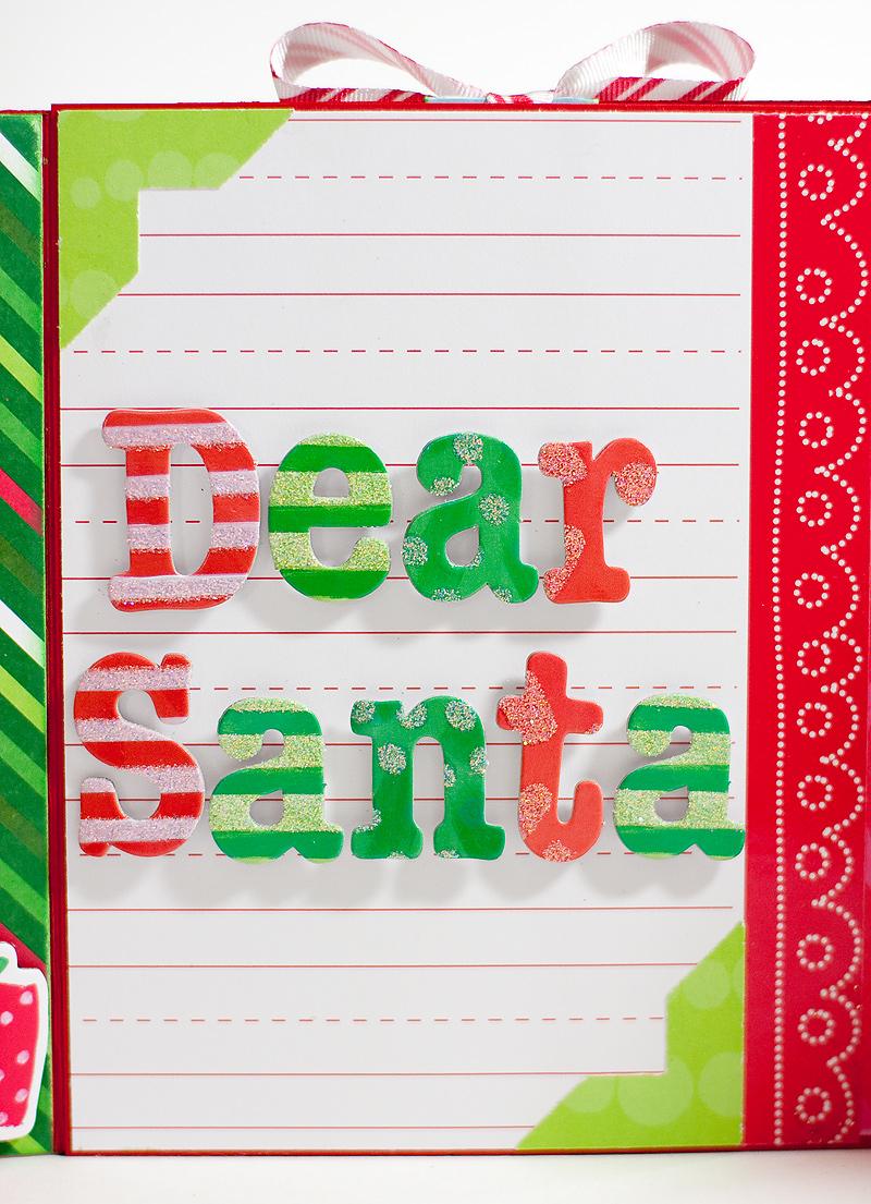 Santa-Mini-Album16