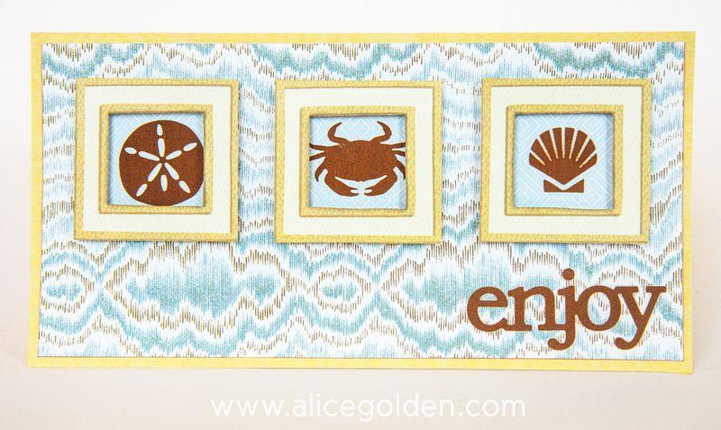 Alice-Golden-Enjoy-Summer-Card