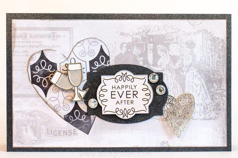 Alice-Golden-Karen-Foster-Design-Wedding-Card-1