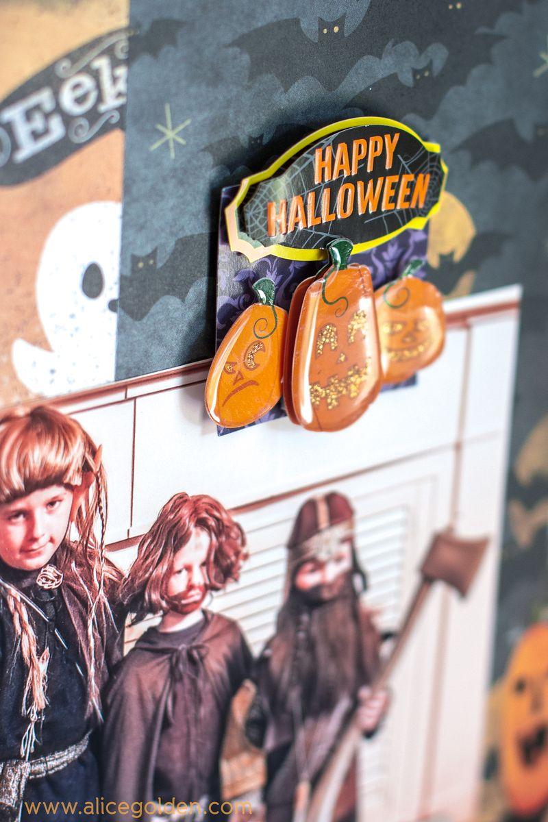 Alice-Golden-Karen-Foster-Design-Halloween-Layout-3