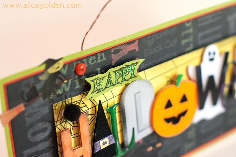 Alice-Golden-Karen-Foster-Design-Halloween-Sign-2