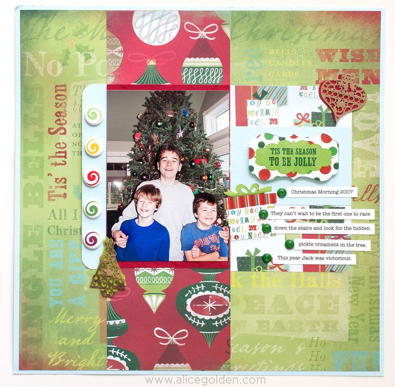 Alice-Golden-Karen-Foster-Design-Christmas-Layout-1