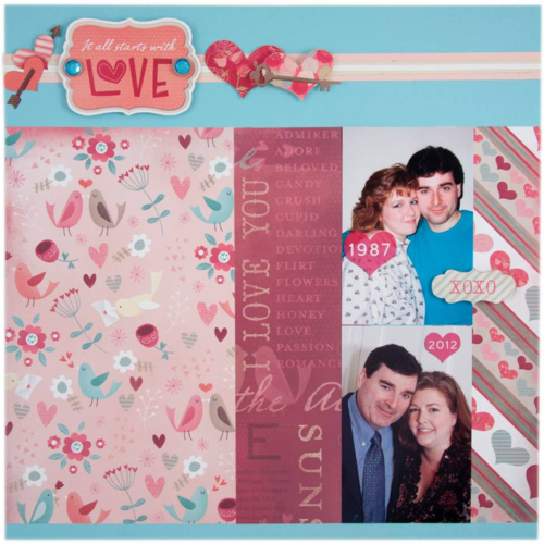 Alice Golden Karen Foster Design Love Layout 1