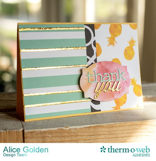Alice-Golden-Therm-O-Web-Deco-Foil-Paper-Issues-Cards-4