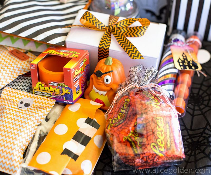 Halloween Treat Care Packages Alice Golden 8