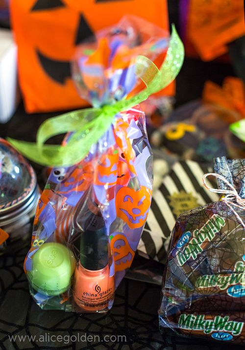 Halloween Treat Care Packages Alice Golden 9