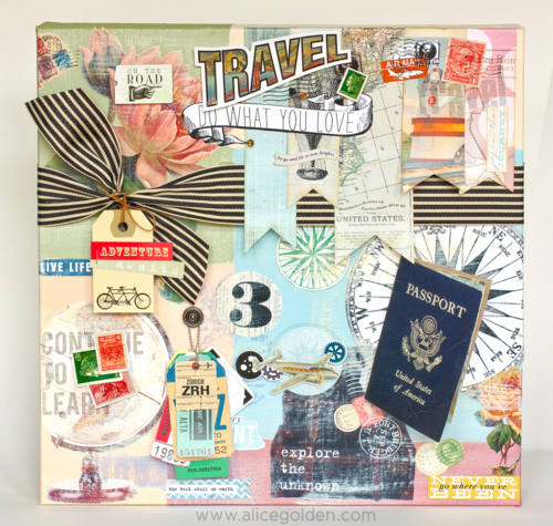 Alice-Golden-Travel-Collage-Mixed-Media-8