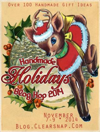 Handmade Holidays Blog Hop Logo 2
