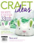 Craft ideas spring 2015 cover