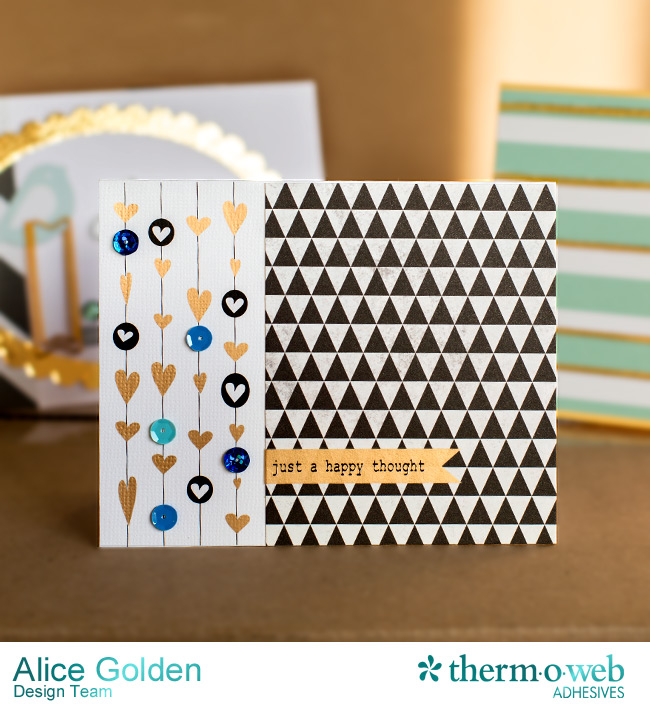 Alice-Golden-Therm-O-Web-Deco-Foil-Paper-Issues-Cards-12