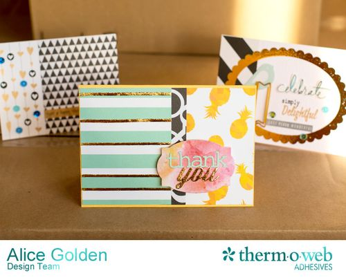 Alice-Golden-Therm-O-Web-Deco-Foil-Paper-Issues-Cards-1