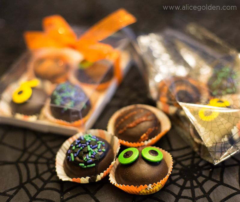 Halloween Treat Care Packages Alice Golden 4