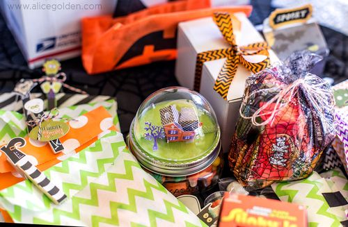Halloween Treat Care Packages Alice Golden 6